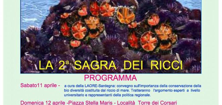 2^a edizione della Sagra dei Ricci a Torre dei Corsari