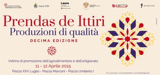 Prendas de Ittiri 2015 - Sabato 11 e Domenica 12 Aprile 2015