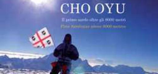 Max Caria presenta il libro CHO OYU al DriMcafè di Oristano