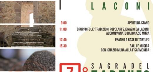 Sagra del Tartufo a Laconi - Domenica 14 Giugno 2015