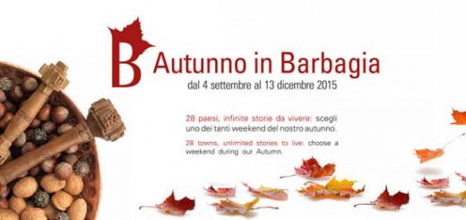 Autunno in Barbagia 2015 - Ecco le date della prossima edizione