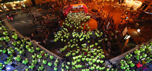 Il 3 Ottobre 2015 a Cagliari torna l'Urban Trail