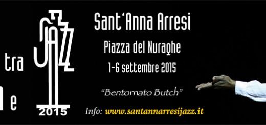 """XXX edizione di """"Ai Confini tra Sardegna e Jazz"""" - A Sant'Anna Arresi dall'1 al 6 Settembre 2015"""