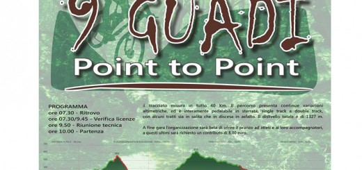 Point to Point - 9 Guadi - Città del Pane - A Villaurbana il 23 Agosto 2015