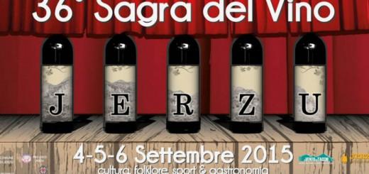 36^a Sagra del Vino di Jerzu - Dal 4 al 6 Settembre 2015
