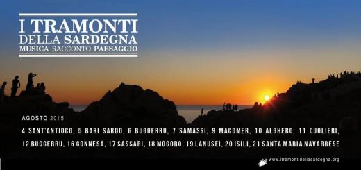 I Tramonti della Sardegna - Jazz e paesaggio dal 4 al 21 Agosto 2015