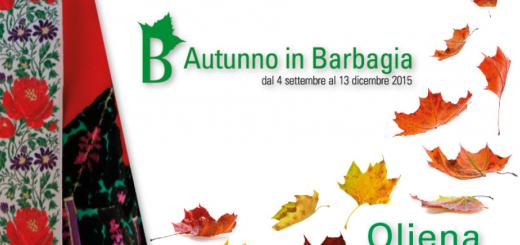Autunno in Barbagia 2015 a Oliena – Dall'11 al 13 Settembre 2015