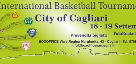 "5° International Basketball Tournament ""City of Cagliari"""