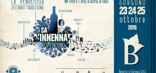 """22^a edizione di """"Sa Innenna"""" - A Sorgono dal 23 al 25 Ottobre 2015"""