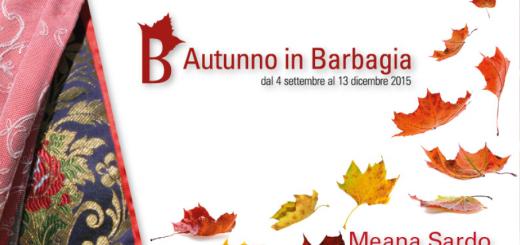 Autunno in Barbagia 2015 a Meana Sardo – Dal 9 all'11 Ottobre 2015