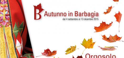 Autunno in Barbagia 2015 a Orgosolo – Sabato 17 e Domenica 18 Ottobre 2015