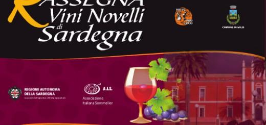 28^a Rassegna dei Vini Novelli a Milis - Dal 5 all'8 Novembre 2015