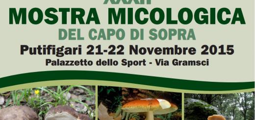 XXXII^a Mostra micologica del Capo di Sopra