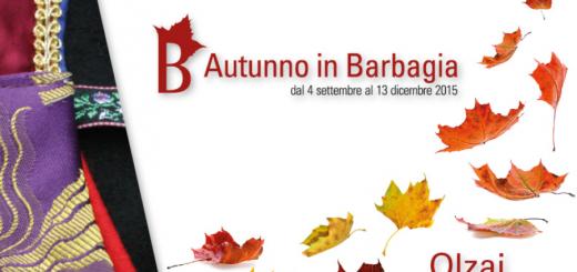 Autunno in Barbagia 2015 a Olzai – Sabato 21 e Domenica 22 Novembre 2015