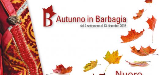 Autunno in Barbagia 2015 a Nuoro - Dal 13 al 15 Novembre