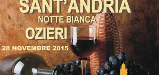 Su Trinta 'e Sant'Andria ad Ozieri - Sabato 28 Novembre 2015