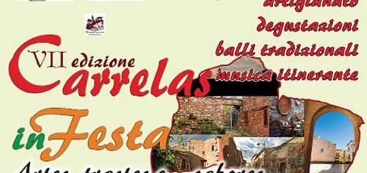 7a Edizione di Carrelas In Festa - A Banari il 12 e 13 Dicembre 2015
