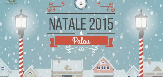Natale 2015 a Palau