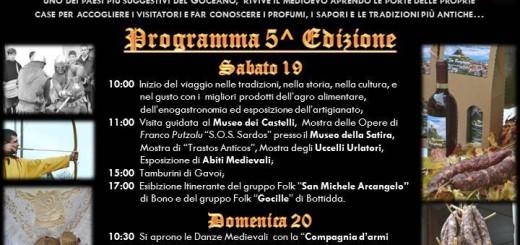 5^ edizione Prendas de Adelasia - A Burgos il 19 e 20 Dicembre 2015