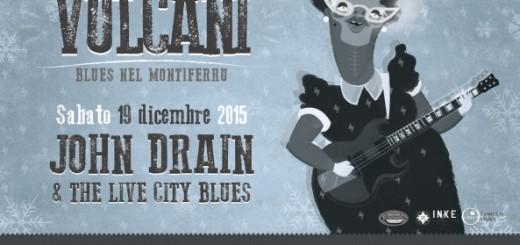 Vulcani, musica Blues a Santu Lussurgiu - Sabato 19 Dicembre 2015