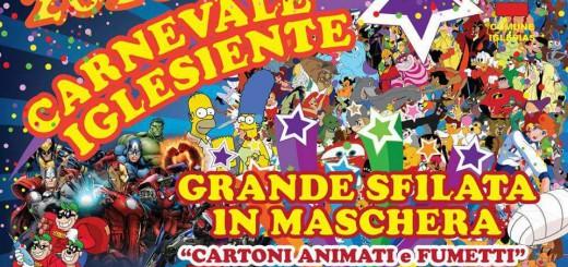 Carnevale Iglesiente 2016 - Ad Iglesias il 6 Febbraio 2016