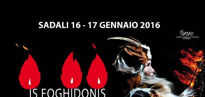 Is Foghidonis 2016 a Sadali - Sabato 16 e Domenica 17 Gennaio 2016