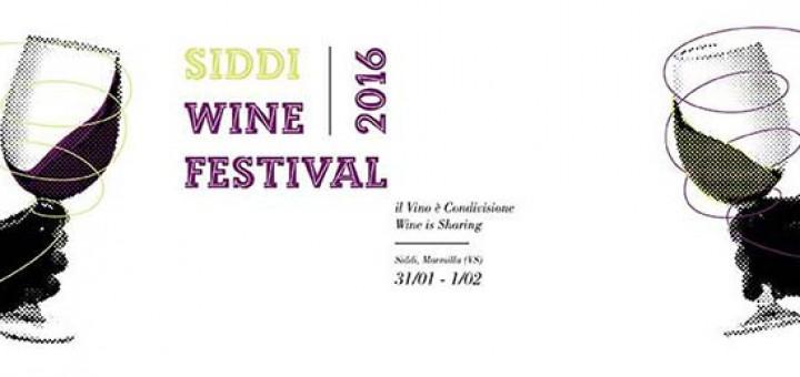 Siddi Wine Festival, quarta edizione - Domenica 31 Gennaio e Lunedì 1 Febbraio