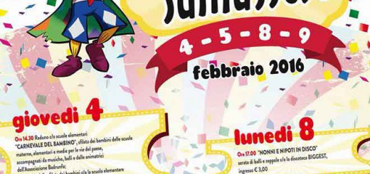 Carnevale Samassese 2016 - Dal 4 al 9 Febbraio