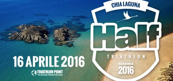 Chia Laguna Half Triathlon 2016 - Sabato 16 Aprile 2016