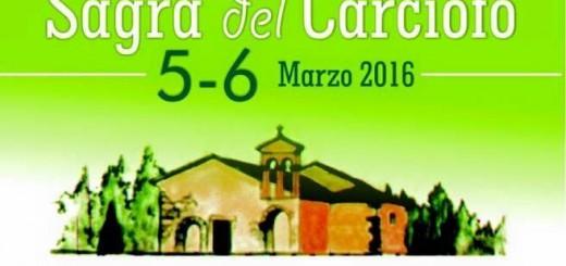 24^ Sagra del Carciofo a Siamaggiore - Sabato 5 e Domenica 6 Marzo 2016
