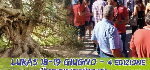 4^ edizione Domos Abbeltas - A Luras il 18 e 19 Giugno 2016