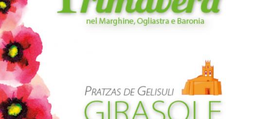 Primavera nel Marghine, Ogliastra e Baronia - A Girasole il 16 e 17 Aprile 2016