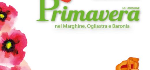 Primavera nel Marghine, Ogliastra e Baronia - A Loceri il 24 e 25 Aprile 2016