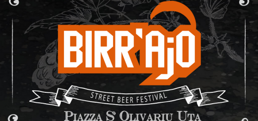 Birr'Ajò Street Beer Festival a Uta - Sabato 9 Luglio 2016