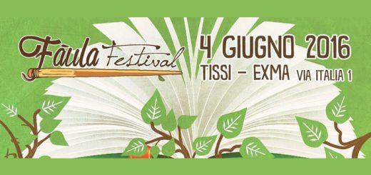 Fàula Festival - Sabato 4 Giugno 2016 a Tissi