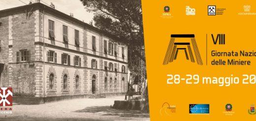VIII Giornata Nazionale delle Miniere - A Montevecchio il 28 e 29 Maggio 2016