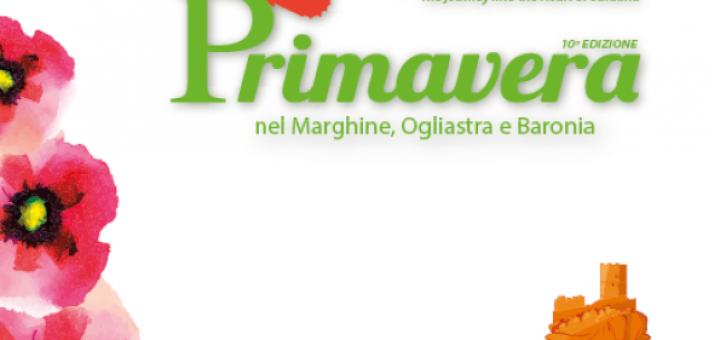 Primavera nel Marghine, Ogliastra e Baronia – A Posada il 21 e 22 Maggio 2016