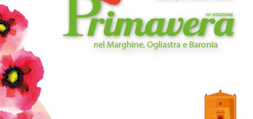 Primavera nel Marghine, Ogliastra e Baronia – A Sindia il 21 e 22 Maggio 2016