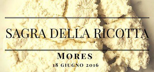 Sagra della ricotta - A Mores il 18 Giugno 2016