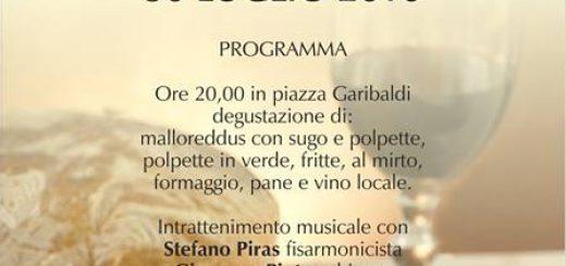 5^ edizione della Sagra delle Polpette a Siapiccia - Sabato 30 luglio 2016