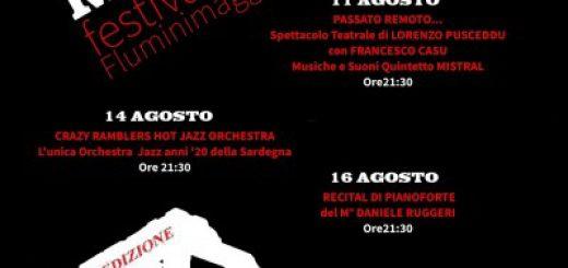 Antas Music Festival 2016 - Ad Agosto nella valle del Tempio di Antas a Fluminimaggiore