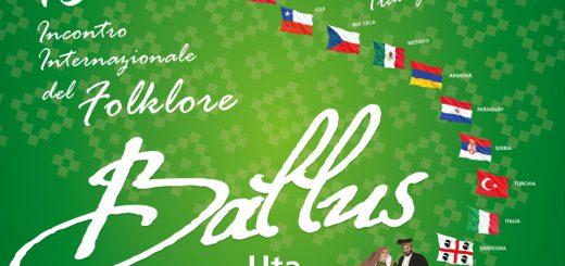 Ballus, il 16° Incontro Internazionale del Folklore - Ad Uta dal 2 al 6 agosto 2016