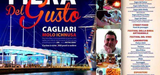 Fiera del gusto 2016 - A Cagliari dal 15 al 17 luglio
