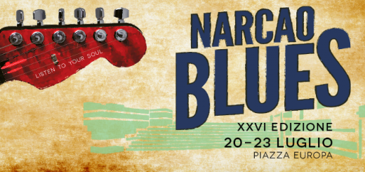 XXVI edizione del Narcao Blues Festival - Dal 20 al 23 luglio 2016