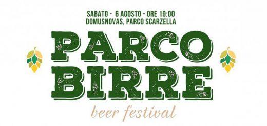A Domusnovas la seconda edizione di Parco Birre - Sabato 6 agosto 2016