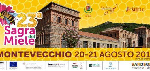23^ Sagra del Miele a Montevecchio - 20 e 21 agosto 2016