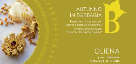 Autunno in Barbagia a Oliena - Dal 9 all'11 settembre 2016