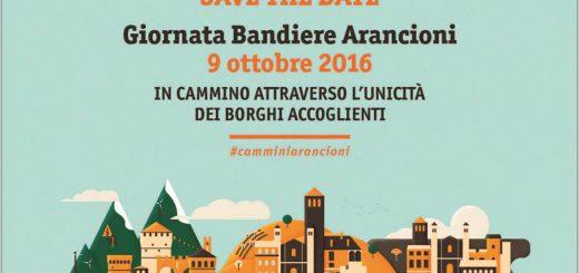 Giornata Bandiere Arancioni a Sardara - Domenica 9 ottobre 2016