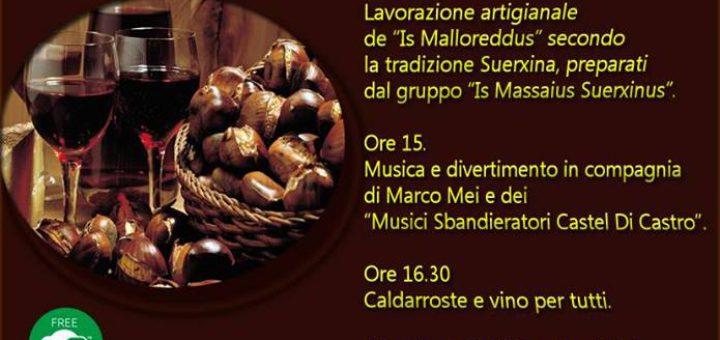 Castagnata 2016 a San Benedetto - Domenica 9 ottobre