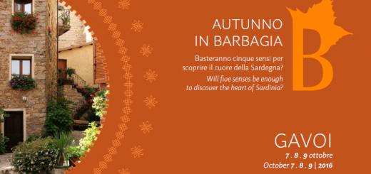 Autunno in Barbagia a Gavoi - Dal 7 al 9 ottobre 2016